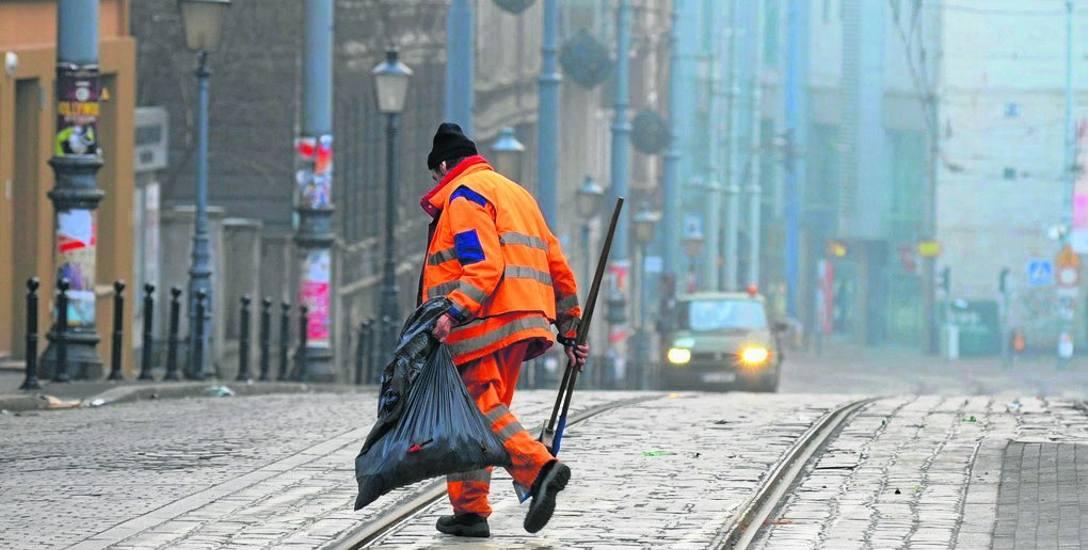Dłużnicy alimentacyjni na pewno będą mile widziani przy sprzątaniu ulic, odśnieżaniu chodników itp.
