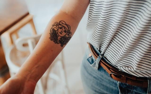 Tatuaż Symbole Echodniaeu