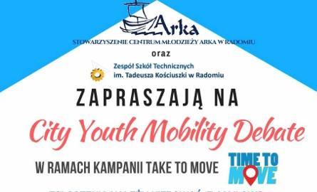 Radom. Arka zaprasza na konferencję o mobilności młodzieży