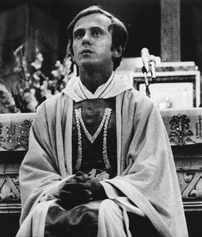 Ksiądz Jerzy żyje m.in. w ludziach, którzy dotykali go na dwie godziny przed śmiercią - uważa Józef Herold