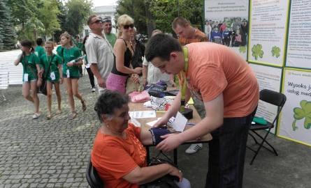 Międzynarodowy Dzień Osób Leworęcznych w Inowrocławiu