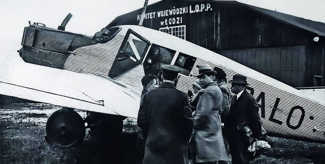 Po wojnie Lublinek był najważniejszym lotniskiem w kraju