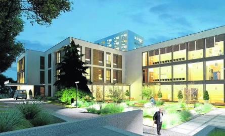 Szpitale geriatryczne na Pomorzu. Początek budowy placówki w Sopocie coraz bliżej