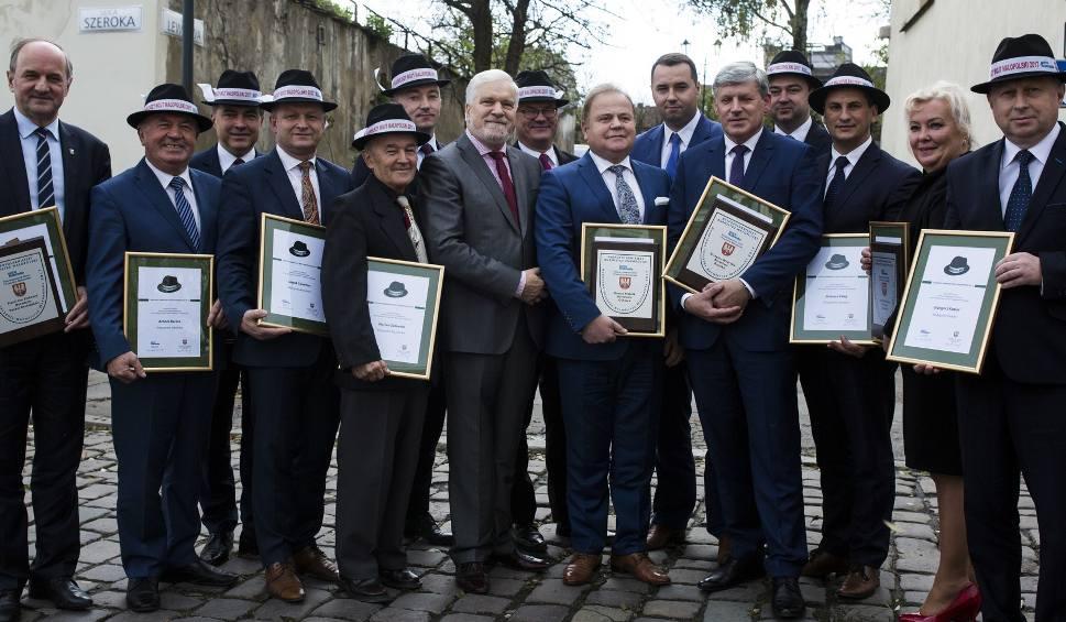 Film do artykułu: Nagrodziliśmy najpopularniejszych wójtów i burmistrzów Małopolski