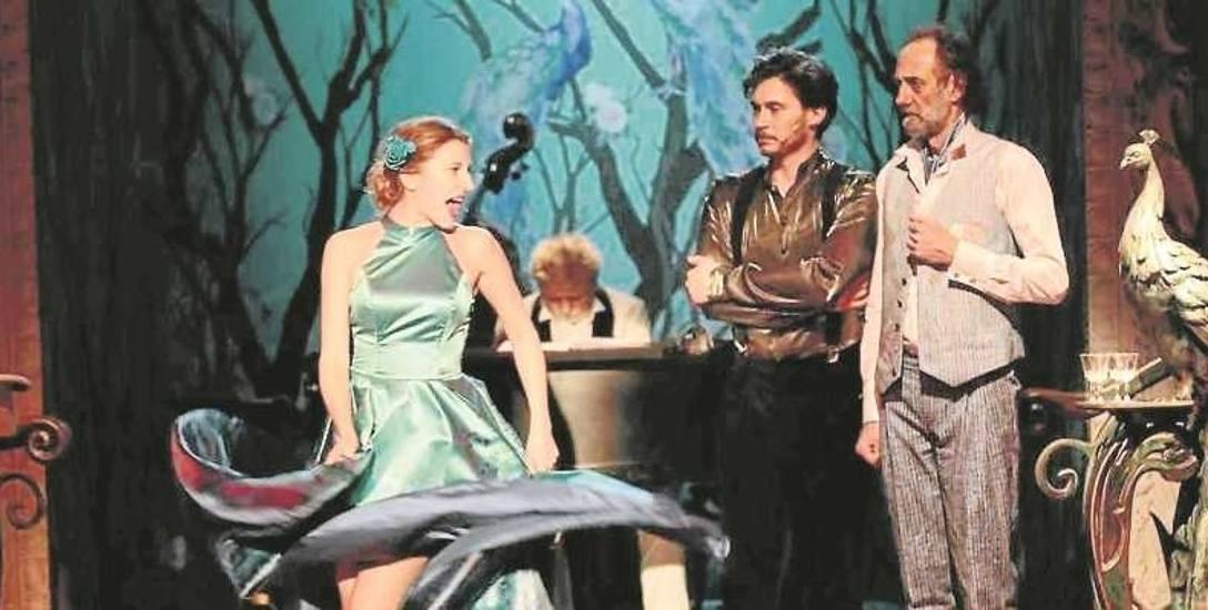 """Na scenariusz spektaklu """"Przybory Wasowskiego Dom Wyobraźni"""" składa się kilkadziesiąt piosenek i scen dialogowych autorstwa Jeremiego Przybory i Jerzego"""
