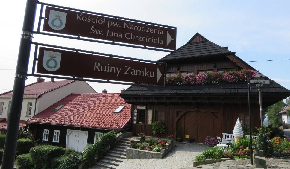 Film do artykułu: Lanckorona. Najpiękniejszy w Polsce, zabytkowy Rynek i niesamowite domy. Tu czas się zatrzymał [WIDEO, ZDJĘCIA]