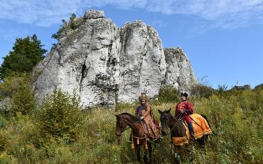 Jura Krakowska-Częstochowska jest bardzo chętnie odwiedzanym miejscem przez mieszkańców i turystów