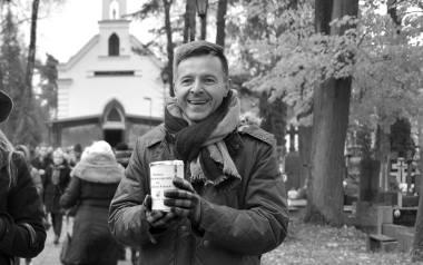 Taki ciepły uśmiech miał tylko Bogdan Sawicki