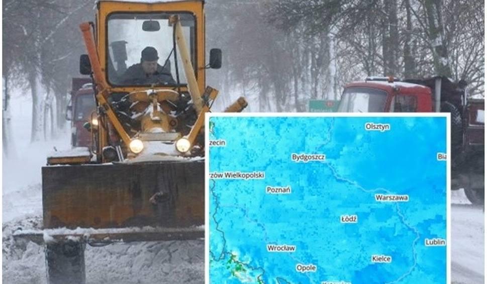 Film do artykułu: Kiedy spadnie śnieg? Atak zimy w niedzielę, później mróz. Meteorolodzy Meteo France podali datę AKTUALIZACJA 19.11.2018