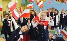 Patriotyzm najmłodszych (zobacz foto!)