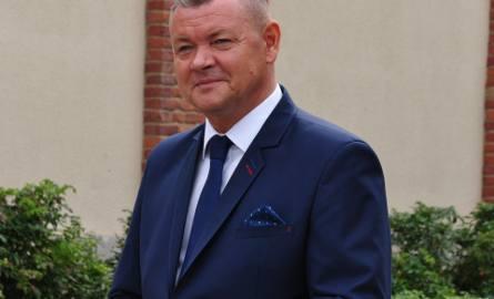 Roman Potocki Starosta Powiatu Wrocławskiego