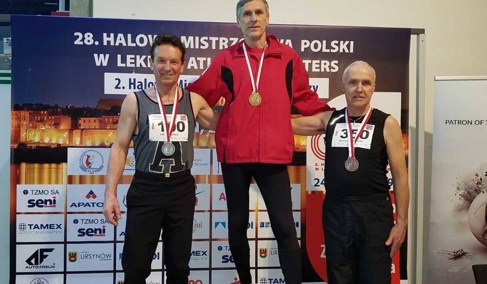 Film do artykułu: Andrzej Rupala ze srebrnym medalem mistrzostw Polski