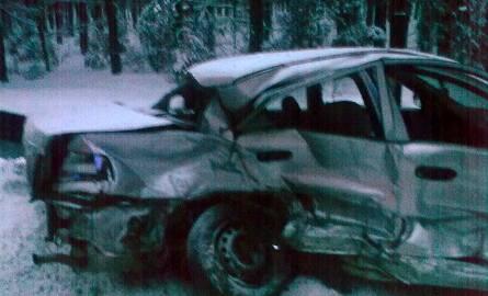 Czołówka w Osuchowej Nowej.  Zawinił kierowca mitsubishi (nowe fakty, zdjęcia)