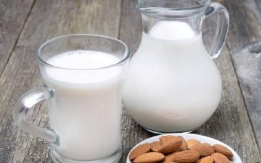 Mleko migdałowe można przygotować samemu