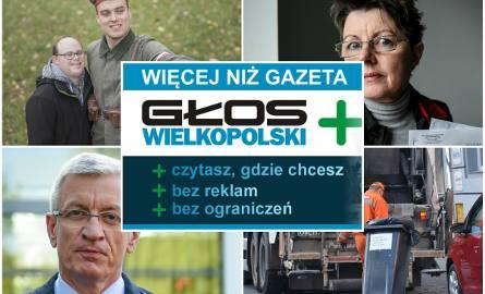 Głos Wielkopolski Plus: Jutrzejsze wydanie przeczytaj już dziś!