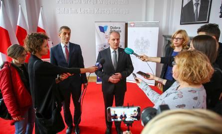 Wojewoda Drelich o edukacji: reforma jest potrzebna, wszyscy są gotowi