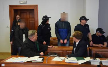 Florian S. nie żyje. Ukraińcy zasiedli na ławie oskarżonych