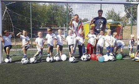 W Legii Chełmża powstało piłkarskie przedszkole