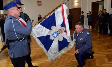 W auli Komendy Wojewódzkiej Policji w Rzeszowie odbyło się pożegnaniu nadinspektora Krzysztofa Pobuty z garnizonem podkarpackim.Szef podkarpackich policjantów