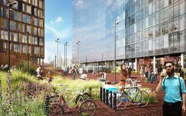 Łódź szykuje się do Expo 2022. Jest nowy projekt łódzkiej Bramy Miasta