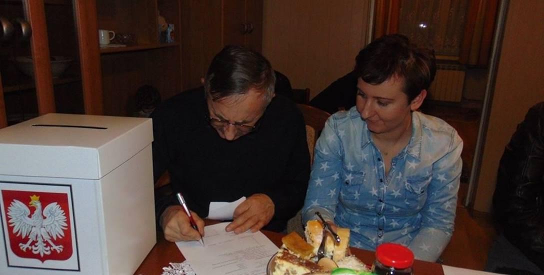 Mieszkańcy Balcerowa i Zalesia wybrali sołtysów i członków Rady Sołeckiej