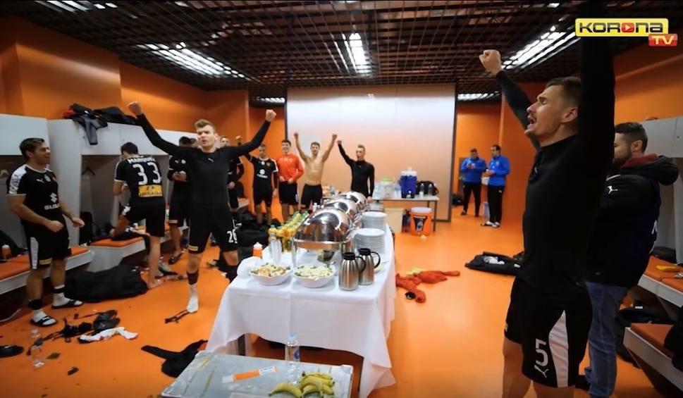 Film do artykułu: Wiadomości Sportowe Echa Dnia. Kulisy meczu Korony w Białymstoku
