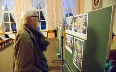Niedawno działacze NZS zorganizowali debatę o przyszłości Placu. Pojawiły się propozycje jego zagospodarowania. Na zdjęciu Dariusz Boguski, jeden z dawnych