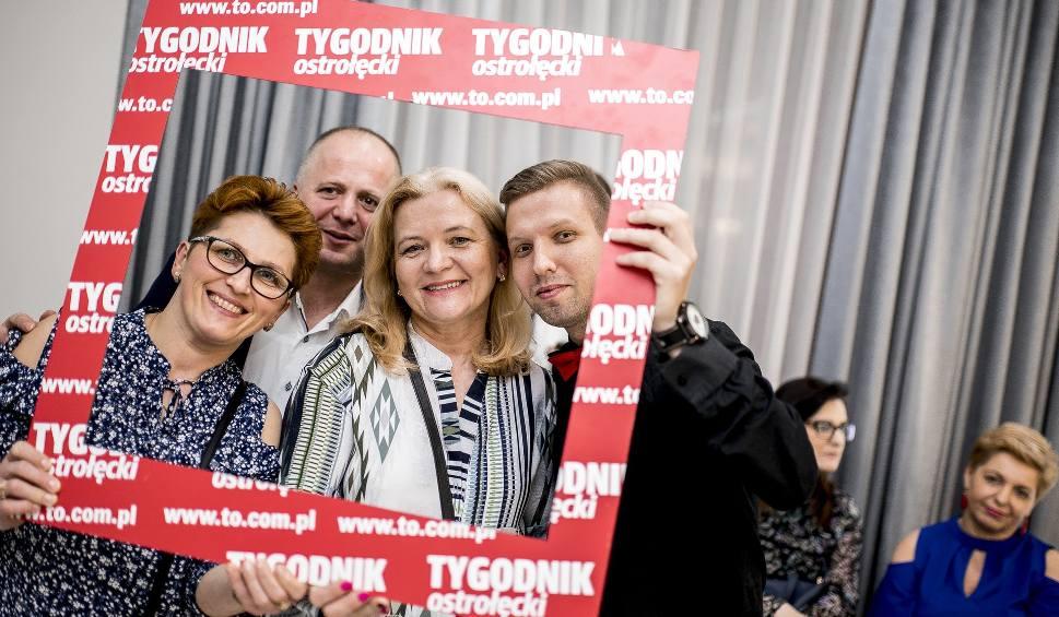 Film do artykułu: Gala Plebiscytu Osobowość Roku Tygodnika Ostrołęckiego - rozmowy, nowe zdjęcia [ZDJĘCIA, WIDEO]