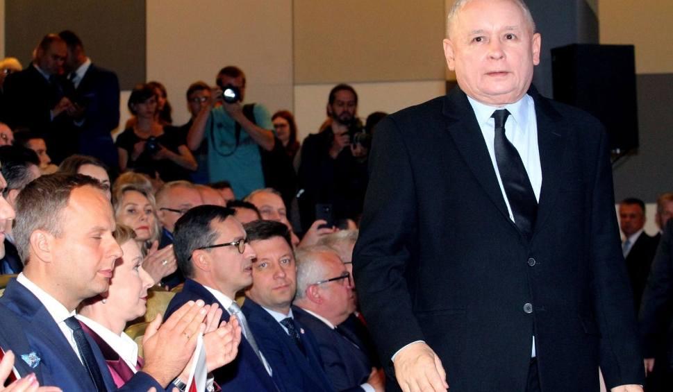 Film do artykułu: Jarosław Kaczyński: Będzie 500 plus dla emerytów