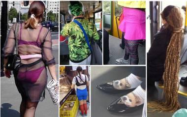 Fashion from polskie ulice. Nie do wiary, że wyszli tak między ludzi!