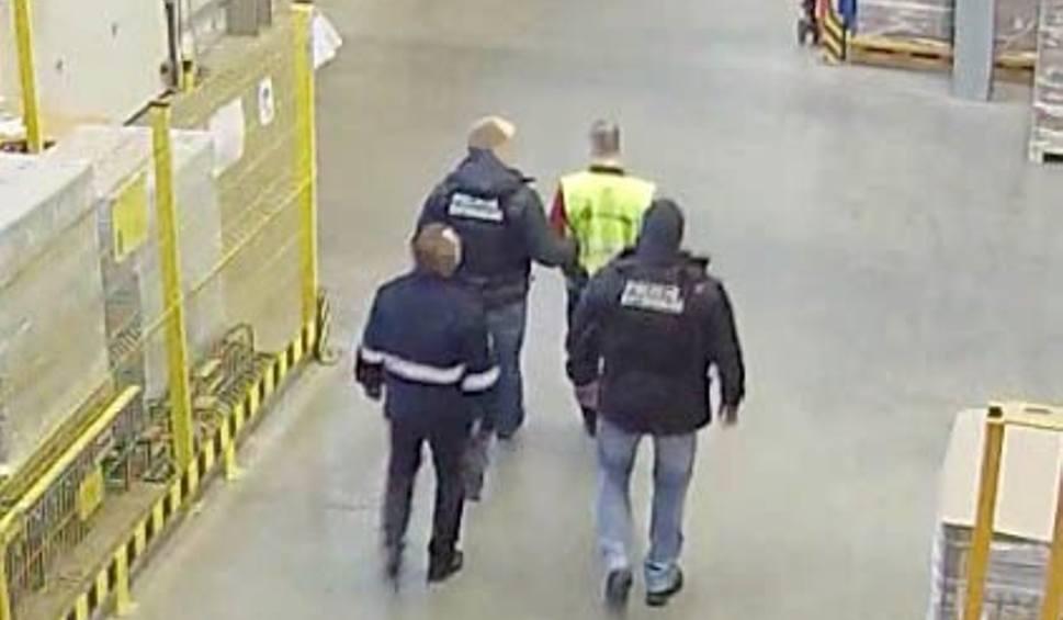 Film do artykułu: Kradzież w Radomiu. Okradli firmę, w której pracowali na kilkaset tysięcy złotych