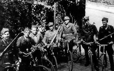 Dziki Zachód, czyli początki Milicji Obywatelskiej w Karlinie