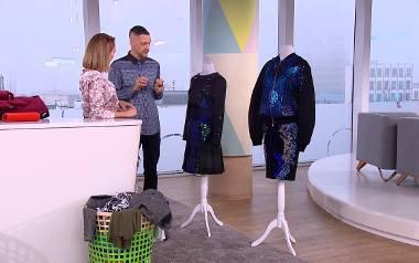 Jak przerobić stare ubrania? Warto wybrać się do second-handów [WIDEO]