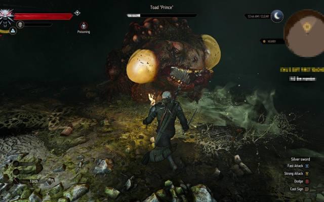 Wiedźmin 3: Serca z kamienia. Gameplay i nowe obrazki (wideo)