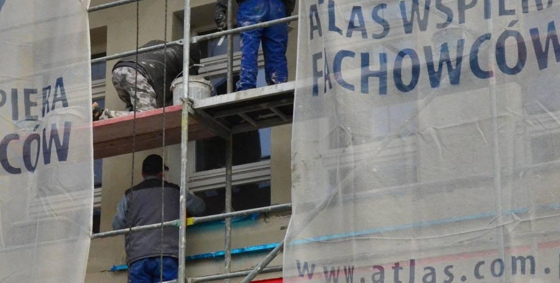 Włocławska spółdzielnia ociepli budynki i na tym dodatkowo zarobi