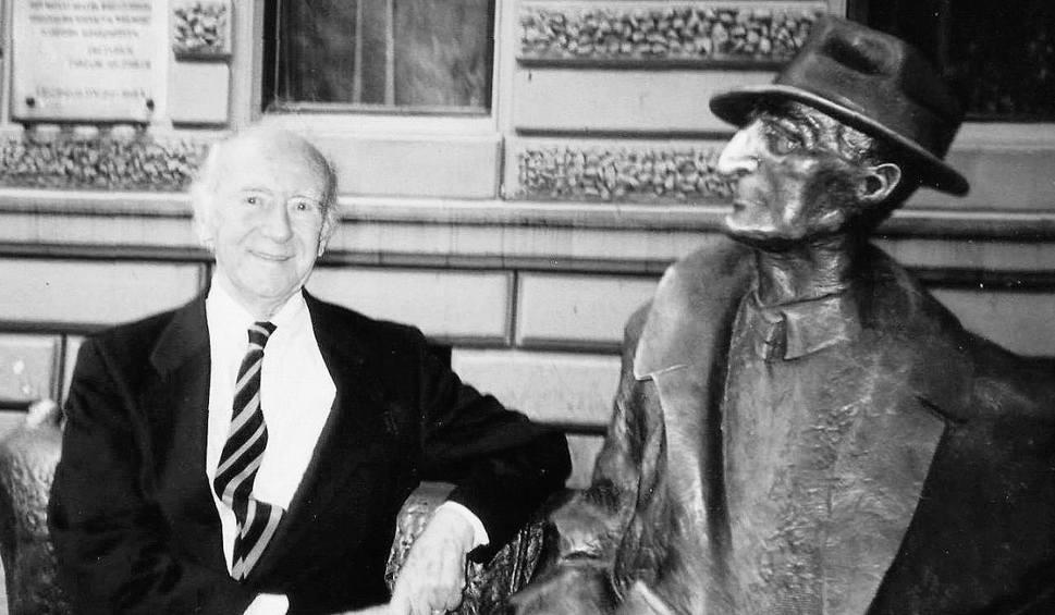 Karl Dedecius był w Łodzi doceniany i wyróżniany