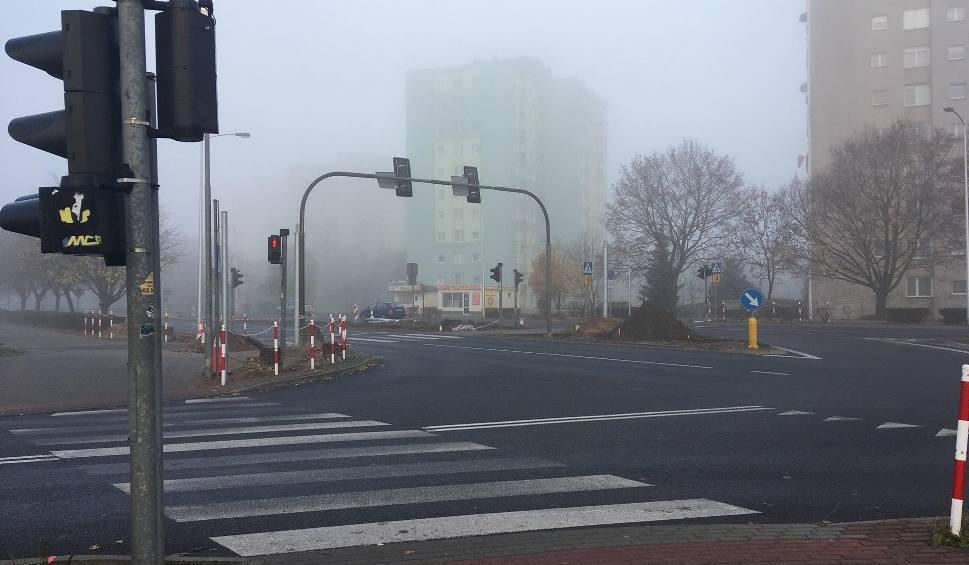 Film do artykułu: Zielona Góra: Na skrzyżowaniu ul. Wyszyńskiego i Zawadzkiego zostanie wyłączona sygnalizacja świetlna [ZDJĘCIA]