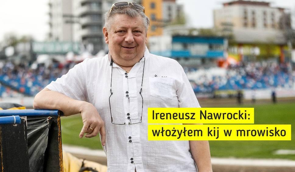 Film do artykułu: Prezes Speedway Stali Rzeszów Ireneusz Nawrocki: Jesteśmy najlepszym klubem żużlowym w Polsce a mamy najmniejszą dotację [WIDEO STADION]