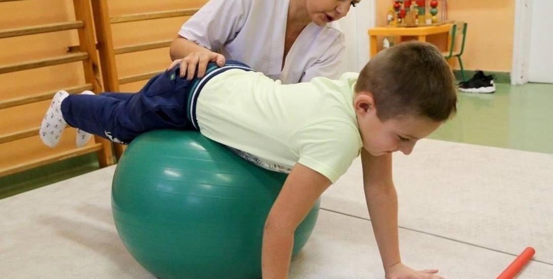 Maków Mazowiecki. Dzieci będą korzystać z porad fizjoterapeuty i ćwiczeń korekcyjnych