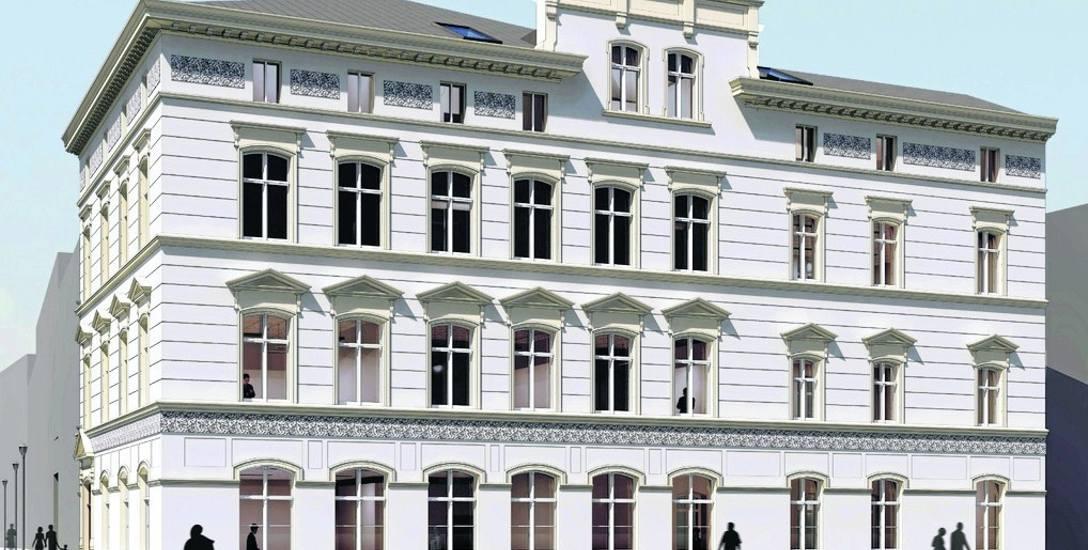 Tak według architektów z Wrocławia ma wyglądać Stargardzkie Centrum Nauki  przy ulicy Chrobrego