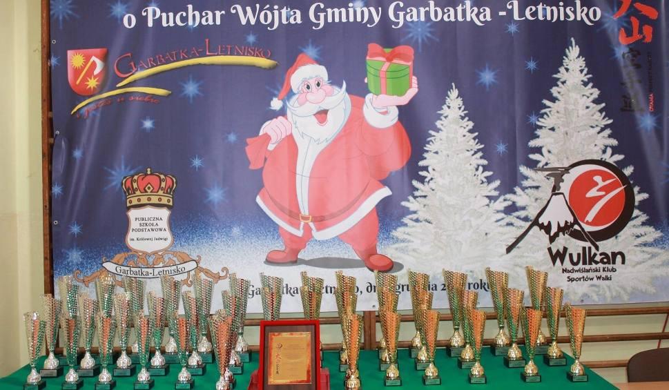 Film do artykułu: VII Mikołajkowy Turniej Karate o Puchar Wójta Gminy Garbatka- Letnisko