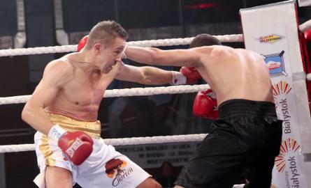 Gala Chorten Boxing Night w Białymstoku