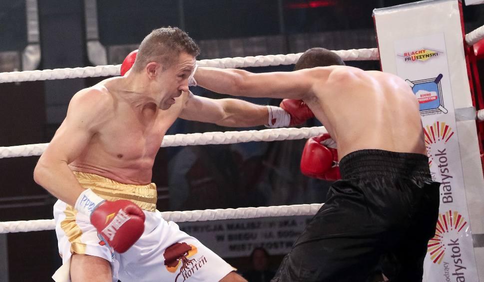 Film do artykułu: Gala Chorten Boxing Night w Białymstoku porwała tłumy. Były piękne walki, nokauty i gwiazdy