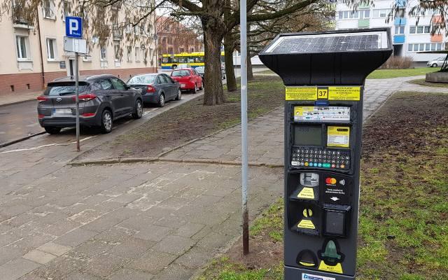 Bildergebnis für strefa płatnego parkowania w Słupsku