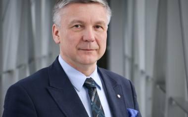 Adam Kasprzyk, rzecznik prasowy Grupy LOTOS