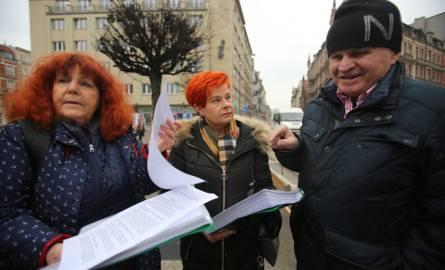 Mieszkańcy złożyli petycję ws. podjęcia prac nad planem zagospodarowania przestrzennego dla terenu stadionu AWF w Katowicach