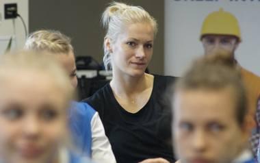 Koszykarka Magdalena Leciejewska wróciła do korzeni. Wielokrotna mistrzyni Polski zaczęła trenerską karierę w MUKS Poznań