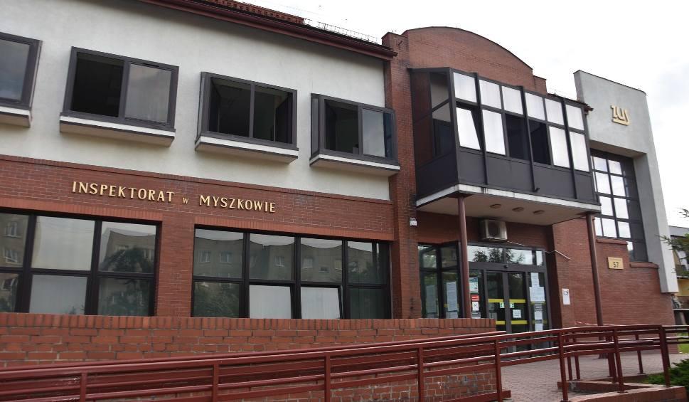 Film do artykułu: ZUS w Myszkowie zamknięty z powodu koronawirusa
