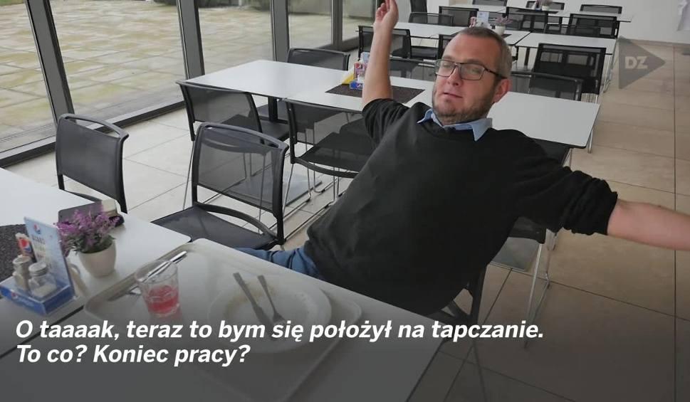 Film do artykułu: Słownik ślonski ODCINEK 15. W stołówce GODEJ Z WITEM