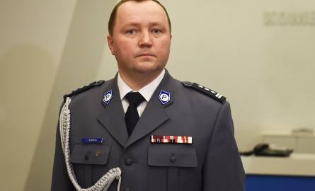 Insp. Tomasz Trawiński objął stanowisko w ostatnią środę